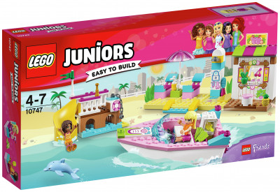 Argos Product Support For Lego Junior Andrea And Stephanie Beach
