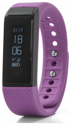 Argos Product Support for NUBAND I TOUCH FITNESS TRACKER PLUM (719/6261)