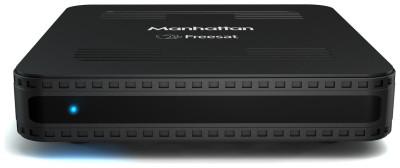Argos Product Support for Manhattan SX Freesat HD Box (764/7019)