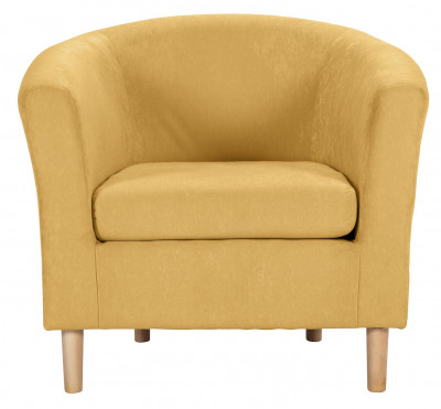 Argos Product Support For Ah1 Fabric Tub Chair Yellow 8161886