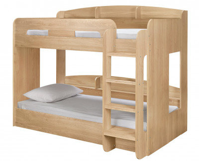 Argos Product Support For Ah2 Ultimate Bunk Bed Oak Effect 863 9916