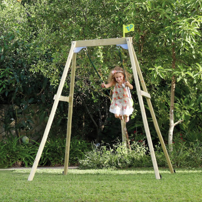 Argos Product Support For Tp 2 In 1 Wooden Swing Set 8799375