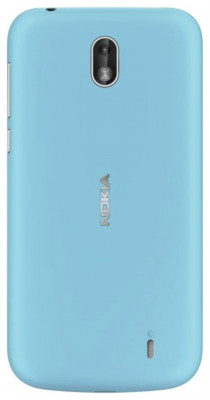 buy popular 43067 864ca Argos Product Support for NOKIA 1 XPRESS ON COVERS AZURE GREY (917/8524)