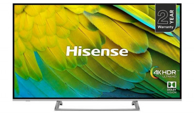 Argos Product Support for Hisense 55 Inch H55B7500UK Smart