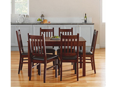 Argos Product Support For Cucina Walnut Dining Table And 6 Chairs