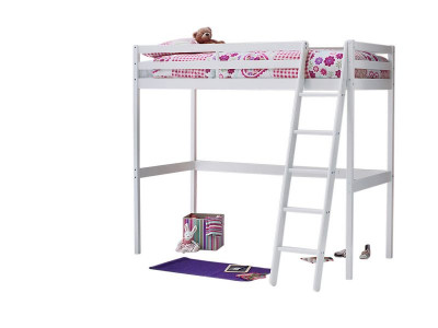 Argos Product Support For Wooden Single High Sleeper Bed With Bibby