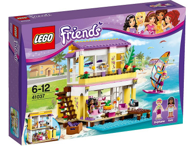 Argos Product Support For Lego Friends Stephanies Beach House 1719613