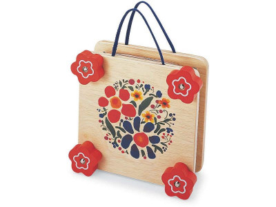 Argos Product Support For Pintoy Wooden Flower Press 1835243