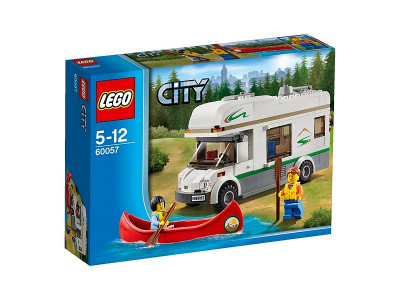 Argos Product Support For Lego City Camper Van 1835638