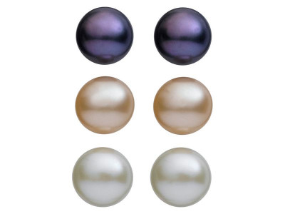 981bac0887fca Argos Product Support for Sterling Silver Fresh Water Pearl Stud ...