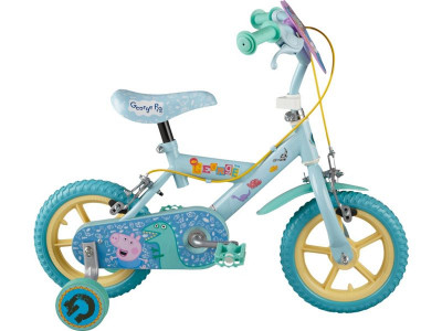 Argos Product Support For Peppa Pig George 12in Boys Bike 240 9362