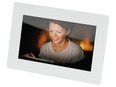 Argos Product Support for Bush Digital Photo Frame 7 Inch - White ...