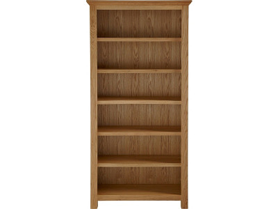 purchase cheap 2bbe3 b92ed Argos Product Support for Knightsbridge Large Bookcase - Oak ...