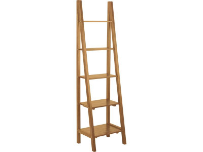 official photos 20b2a dfb93 Argos Product Support for HOH KENNET LIGHT OAK LADDER ...