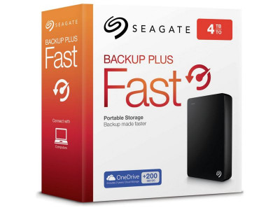 Argos Product Support for SEAGATE BACKUP PLUS FAST 4TB 2 5IN