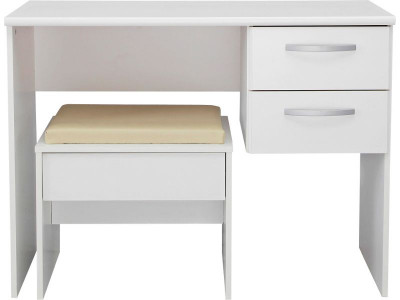 Argos Product Support For New Hallingford Dressing Table And Stool - White dressing table argos