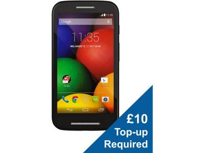 Argos Product Support for Orange Motorola Moto E Mobile
