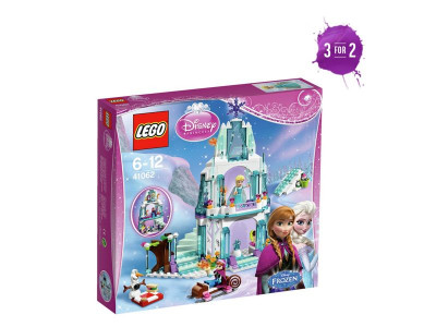 Argos Product Support for LEGO Disney Princess Elsa Sparkling Ice ...