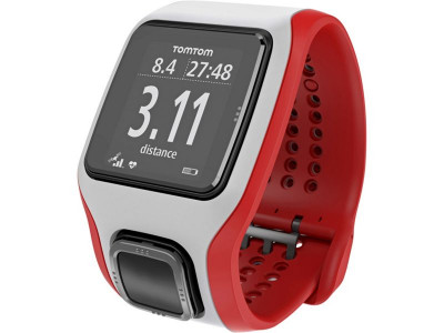 Argos Product Support For Multi Sport Cardio Gps Watch White Red