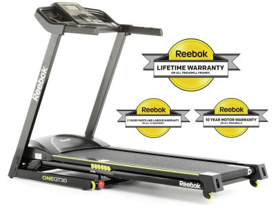 Argos Product Support for REEBOK ONE SERIES GT30 TREADMILL (325 8110) e7b01d888b7