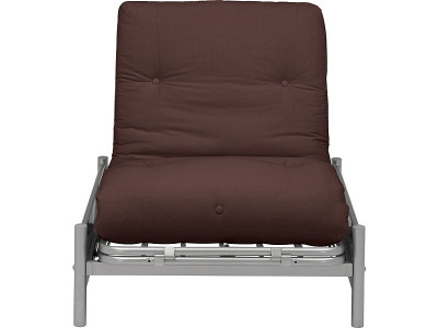 support options argos product support for home single futon metal sofa bed with      rh   argos support co uk