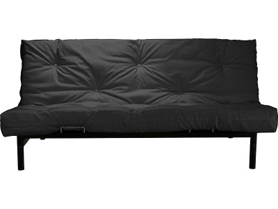 quality design daed6 5a727 Argos Product Support for HME CLIVE FUTON WITH BLACK ...