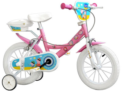 Argos Product Support For Peppa Pig Bicycle 14 Pink 340 4201