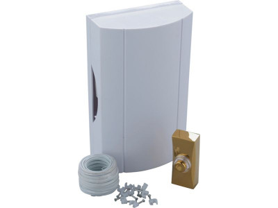 Argos Product Support for Byron White Wired In Door Chime (359/9673)