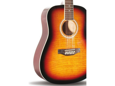 Argos Product Support For Martin Smith 12 String Acoustic Guitar