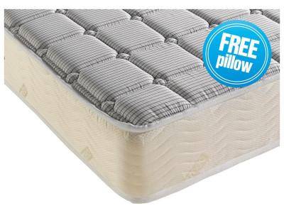 Dormeo Octaspring Matras : Argos product support for dormeo deluxe memory foam single mattress
