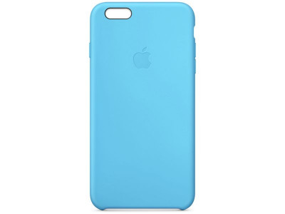 new product a503e 71bdd Argos Product Support for IPHONE 6 PLUS SILICONE CASE BLUE (429/8272)