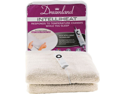 ad999d252e Argos Product Support for Dreamland Intelliheat Heated Mattress ...