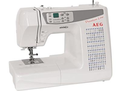 Argos Product Support For AEG 40 SEWING MACHINE WITH LED 4040 Amazing Aeg Sewing Machines Uk