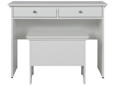 Argos Product Support For CANTERBURY DRESSING TABLE WHITE - White dressing table argos