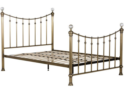 Argos Product Support for Schreiber Oborne Metal Double Bed Frame ...
