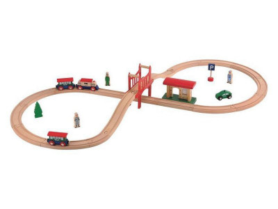 Argos Product Support For Early Learning Centre Figure Of 8 Train