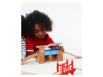 Argos Product Support For Early Learning Centre Lifting Bridge Train