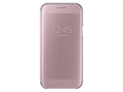 factory price fae95 89261 Argos Product Support for SAMSUNG A5 17 CLEAR VIEW COVER PINK (542/8618)