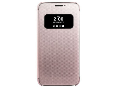 best authentic d142f ed39c Argos Product Support for LG G5 Mesh Folio Phone Case - Pink (548/2520)