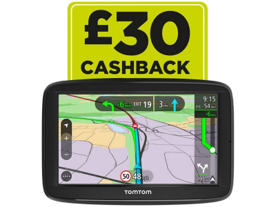 Argos Product Support for TomTom VIA 62 6Inch Western Europe