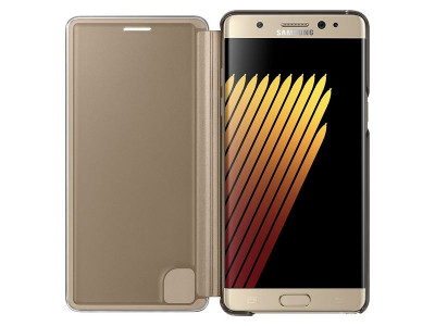 pretty nice 9d87a 7919e Argos Product Support for SAMSUNG GALAXY NOTE 7 CLEAR COVER GOLD ...
