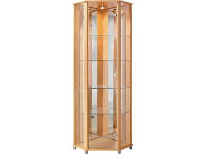 Argos Product Support For Home 1 Glass Door Corner Display Cabinet