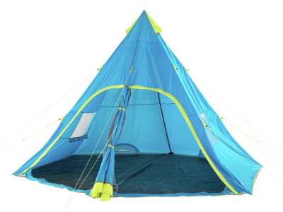 the latest 20ff8 991a8 Argos Product Support for Trespass 6 Man 1 Room Teepee Tent ...