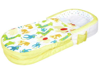huge selection of 029c4 320fd Argos Product Support for MyFirst Jungle Toddler ReadyBed ...