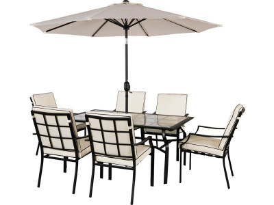 Support options - Argos Product Support For Collection Barcelona 6 Seater Patio