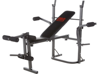 Argos Product Support For Pro Fitness Multi Use Workout Bench And