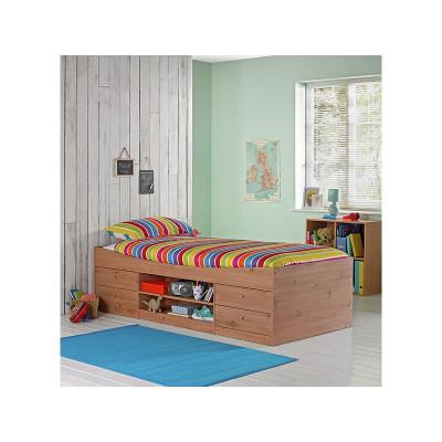 Malibu Single Cabin Bed Frame