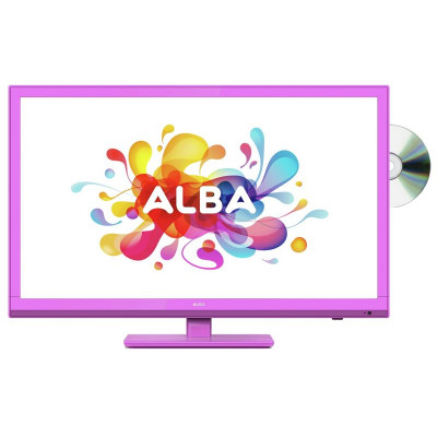 hitachi 24 inch hd ready freeview play smart led tv. alba 24\u0027 hd ready led tv/dvd combi pink hitachi 24 inch hd freeview play smart led tv