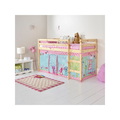 Creature Friends Tent For Shorty Midsleeper Bed Frame
