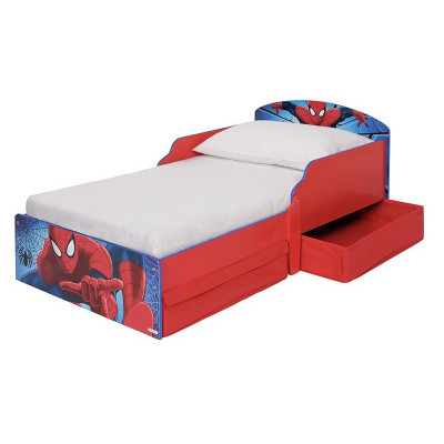 Spider-Man Toddler Bed with Drawers - Multicoloured  sc 1 st  Argos Support | Find support manuals user guides and videos for ... & Argos Support | Find support manuals user guides and videos for ...